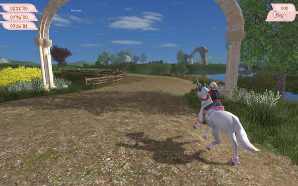 Screens Zimmer 7 angezeig: planet horse game