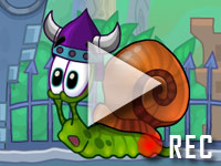 Snail bob 7: Fantasy Story walkthrough